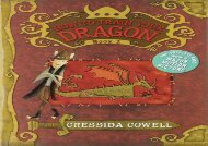 [+]The best book of the month How to Train Your Dragon Book 1  [READ]