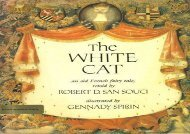 [+]The best book of the month The White Cat: An Old French Fairy Tale  [NEWS]