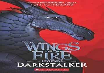 [+][PDF] TOP TREND Darkstalker (Wings of Fire: Legends)  [READ]