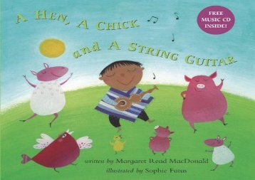 [+]The best book of the month Hen, a Chick and a String Guitar with CD (Audio)  [FULL]