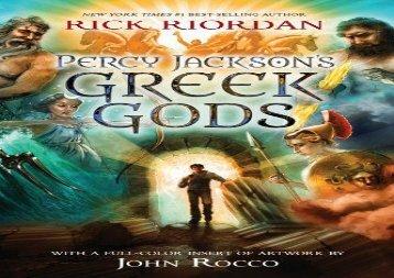 [+][PDF] TOP TREND Percy Jackson s Greek Gods  [NEWS]