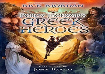 Pdf Top Trend Percy Jackson The Olympians The Ultimate Guide
