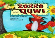 [+]The best book of the month Zorro and Quwi: Tales of a Trickster Guinea Pig  [NEWS]