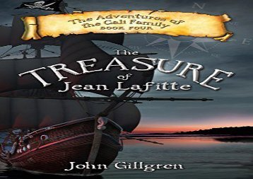 [+]The best book of the month The Treasure of Jean Lafitte  [NEWS]