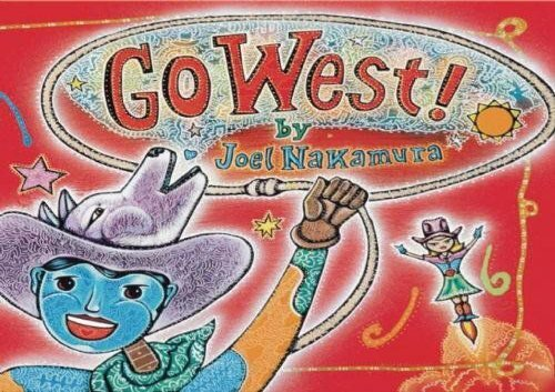 [+]The best book of the month Go West!  [FREE]