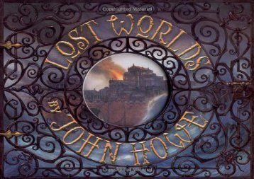 [+]The best book of the month Lost Worlds  [NEWS]