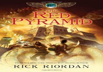 [+]The best book of the month The Red Pyramid (Kane Chronicles)  [NEWS]