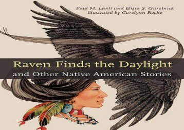[+]The best book of the month Raven Finds the Daylight and Other Native American Stories  [NEWS]