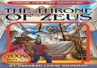 [+][PDF] TOP TREND The Throne of Zeus (Choose Your Own Adventure: Lost Archives)  [FULL]