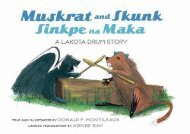 [+]The best book of the month Muskrat And Skunk / Sinkpe Na Maka [PDF]