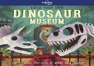 [+]The best book of the month Build Your Own Dinosaur Museum (Lonely Planet Kids)  [FREE]