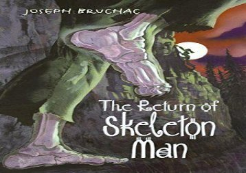 [+]The best book of the month Return of Skeleton Man, The  [READ]
