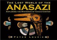 [+]The best book of the month The Lost World of the Anasazi  [READ]