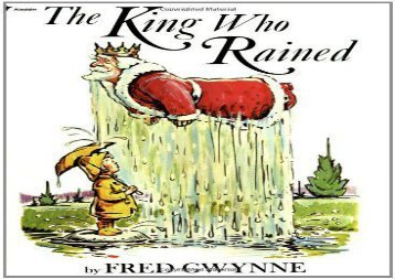 [+][PDF] TOP TREND The King Who Rained  [NEWS]