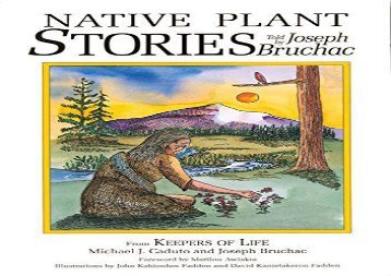 [+]The best book of the month Native Plant Stories  [READ]