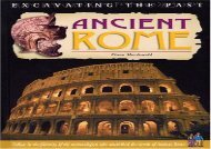 [+][PDF] TOP TREND Ancient Rome (Excavating the Past)  [READ]