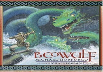 [+]The best book of the month Beowulf  [NEWS]