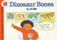 [+]The best book of the month Dinosaur Bones (Let s Read-And-Find-Out Science (Paperback))  [FREE]