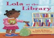 [+]The best book of the month Lola at the Library  [NEWS]