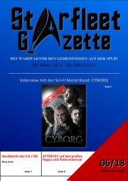 Starfleet-Gazette, Ausgabe 060