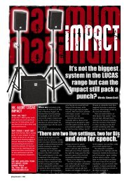 IMPACT - JHS