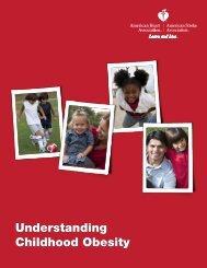 Understanding Childhood Obesity - American Heart Association