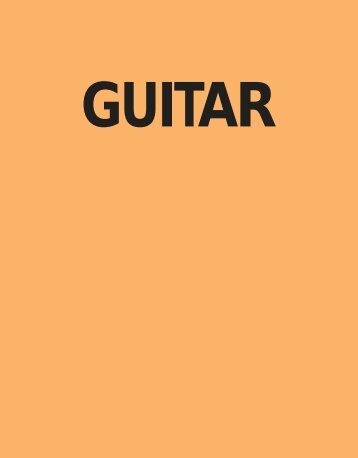 Guitar - Alfred Music Publishing
