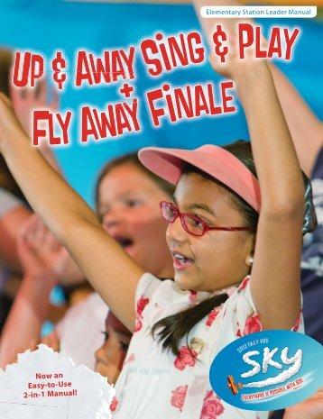 Up & Away Sing & Play