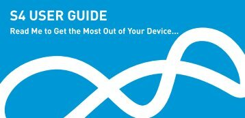 S4 USER GUIDE - BlueAnt Wireless