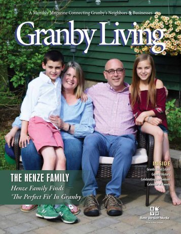 Granby Living Aug2018