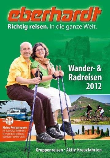 EBERHARDT Rundfernreisenkreuzfahrtenstudienreisen 2012