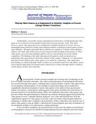 Playing Video Games as a Supplement to Identity - Journal of Issues ...