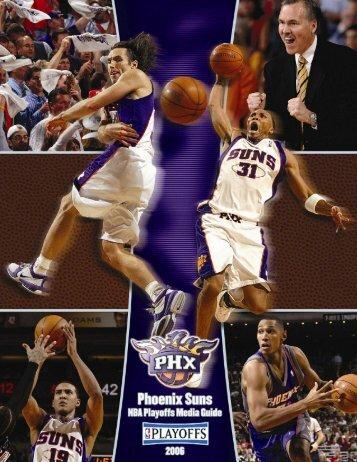 2006 Playoff Media Guide - NBA.com