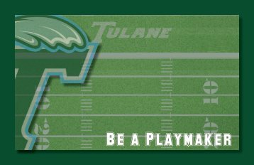 Be a Playmaker - Community