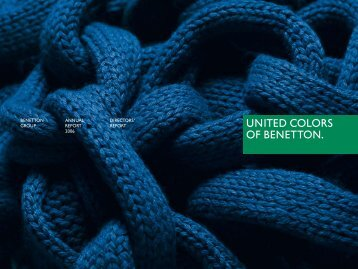 BENETTON GROUP ANNUAL REPORT 2006 DIRECTORS' REPORT