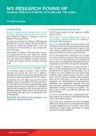 MSWA Bulletin Magazine Winter 18  - Page 6