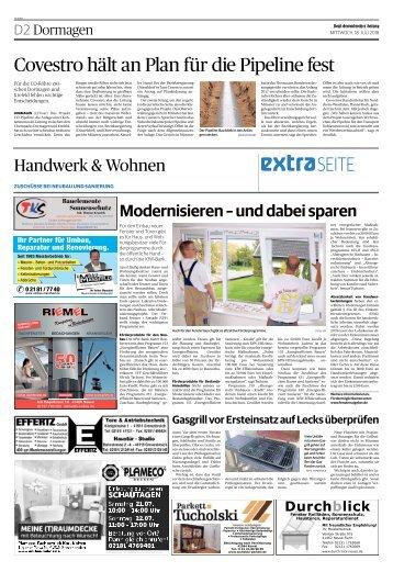 Handwerk & Wohnen  -18.07.2018-
