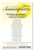 29.2018 Uristier  Der Urner Gratisanzeiger - Page 5