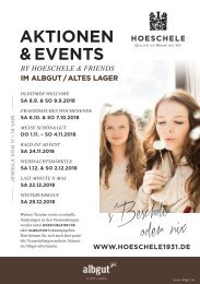 Events & Aktionen