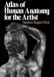 Read Aloud Atlas of Human Anatomy for the Artist (Galaxy Books) - Stephen Rogers Peck [Ready]