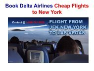 Delta Airlines Cheap flight to New york | Delta Airlines Helpline Number