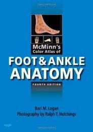Read Aloud McMinn s Color Atlas of Foot and Ankle Anatomy, 4e - Bari M. Logan MA FMA Hon MBIE MAMAA [PDF File(PDF,Epub,Txt)]