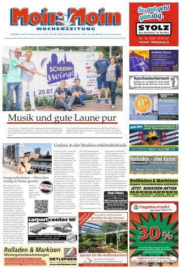 MoinMoin Schleswig 29 2018