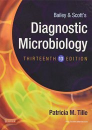 Read Aloud Bailey   Scott s Diagnostic Microbiology, 13e - Patricia Tille [PDF File(PDF,Epub,Txt)]