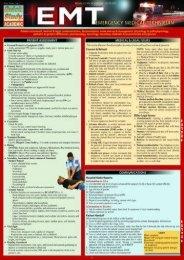 Read Aloud EMT- Emergency Medical Technician (Quick Study Academic) - Melodie Kolmetz [Full Download]