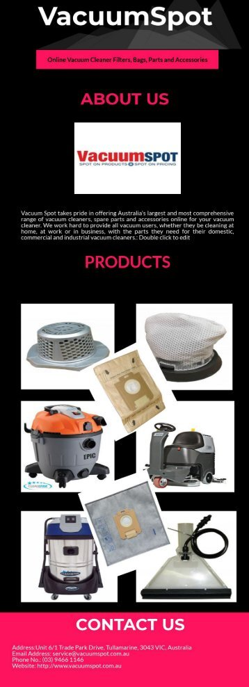 Filter For Vacuum Cleaner