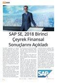 ERP HABER Dergisi Mayıs 2018 Sayısı yayında! - Page 6