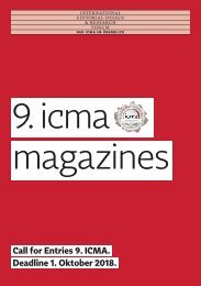 04. 9. ICMA Call for Entries Kat. 4 D