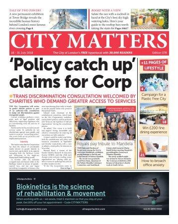 City Matters 078