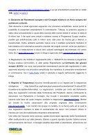 Un anno di attività al Parlamento europeo - Page 5